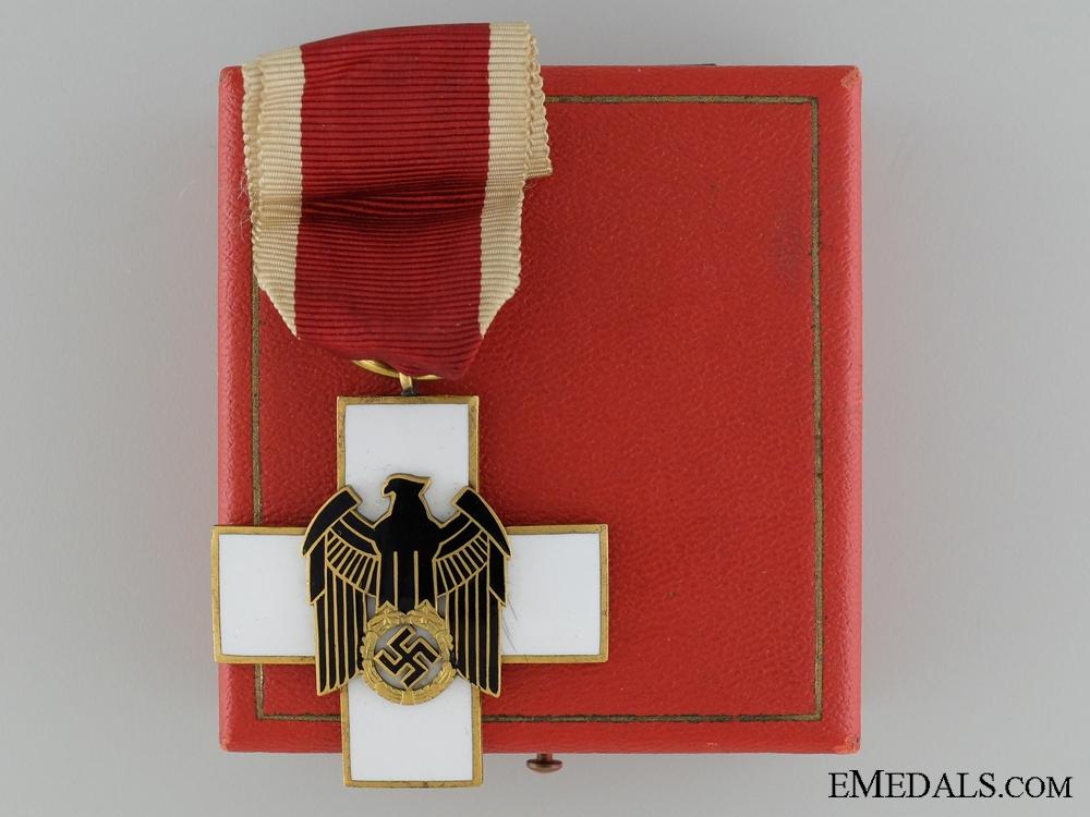 eMedals-A Cased German Social Welfare Decoration; Third Class