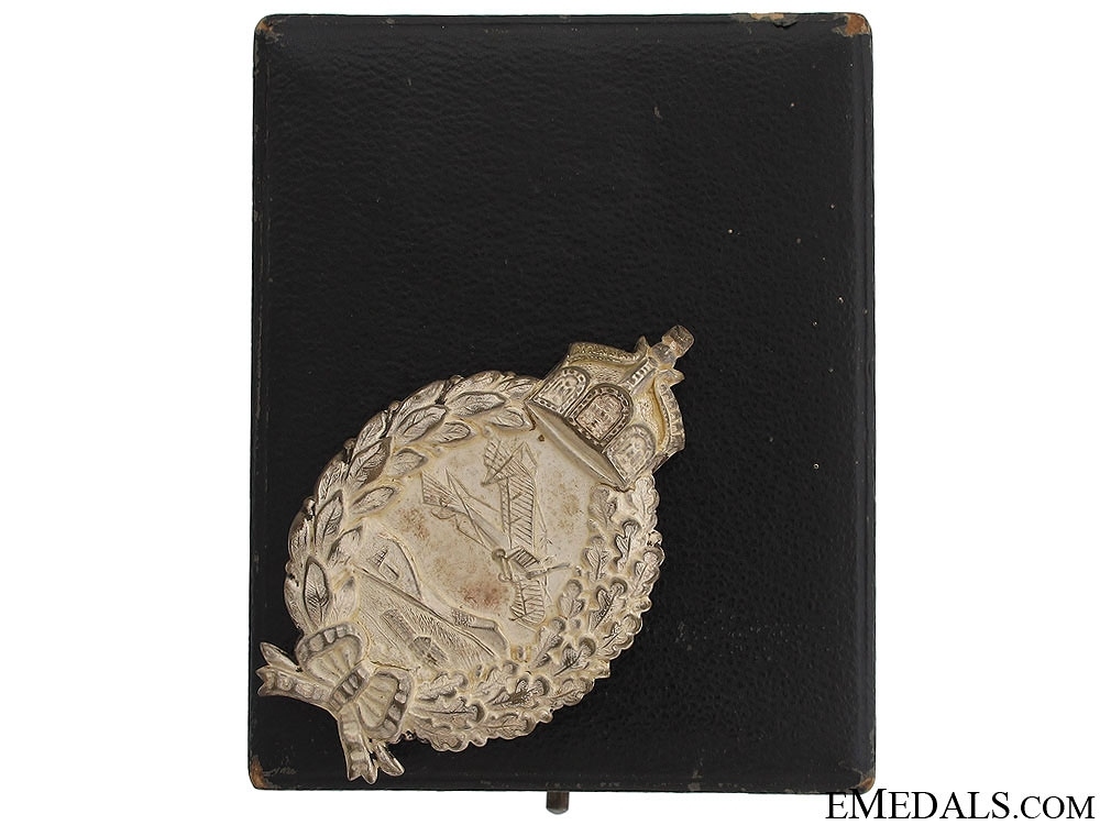 eMedals-A Cased Prussian Pilot's Badge