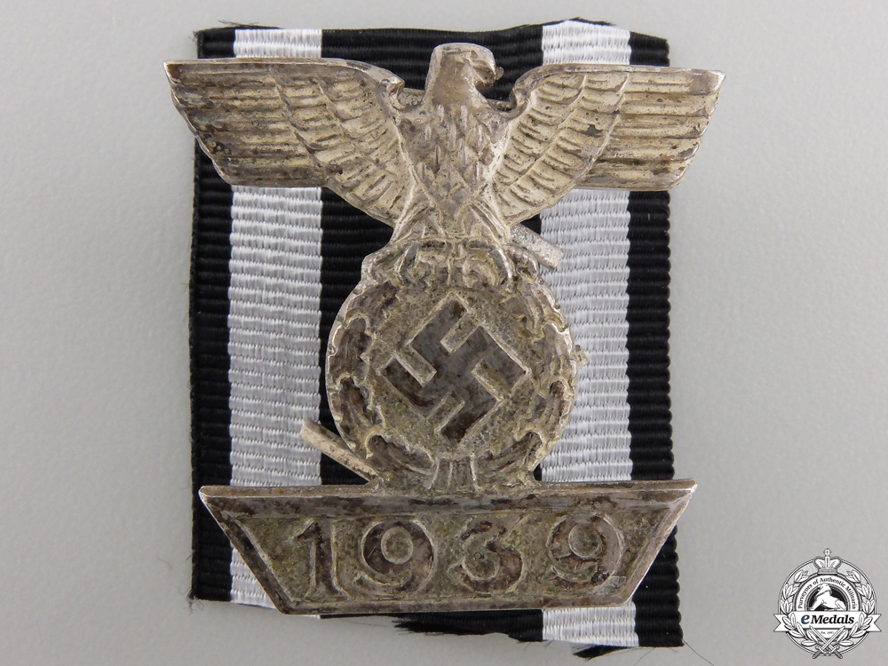 eMedals-A Clasp to Iron Cross 1939; Second Class