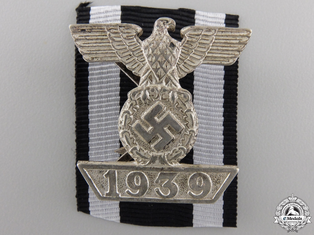 eMedals-A Clasp to the Iron Cross Second Class 1939