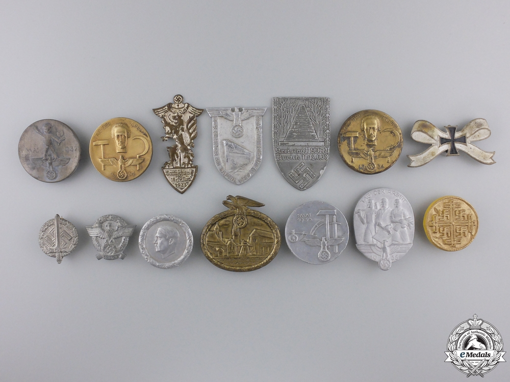 eMedals-A Collection of Third Reich Tinnies