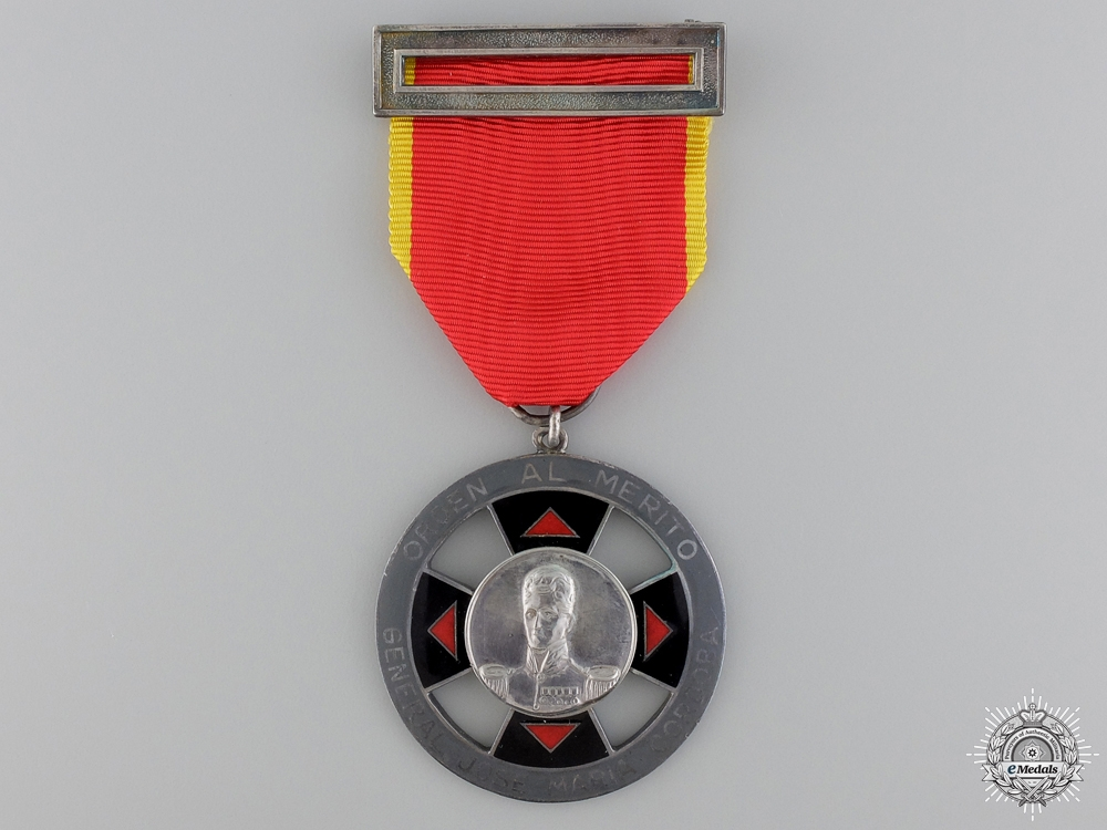 eMedals-A Colombian Military Merit Order of General Jose Maria Cordoba