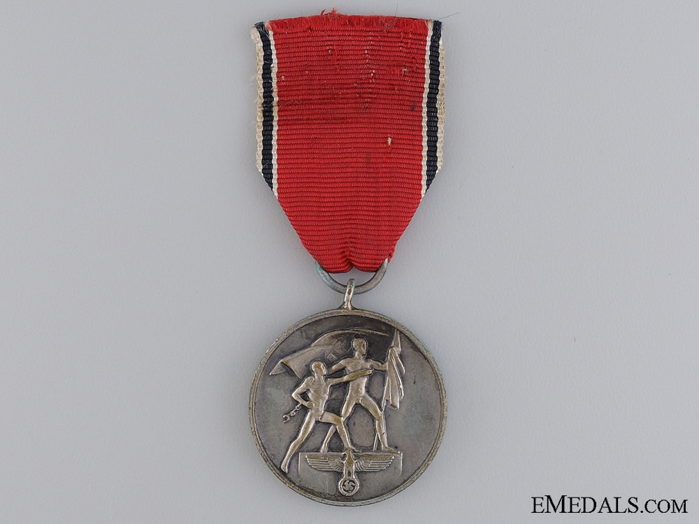 eMedals-A Commemorative Medal for 13 March 1938; Type II