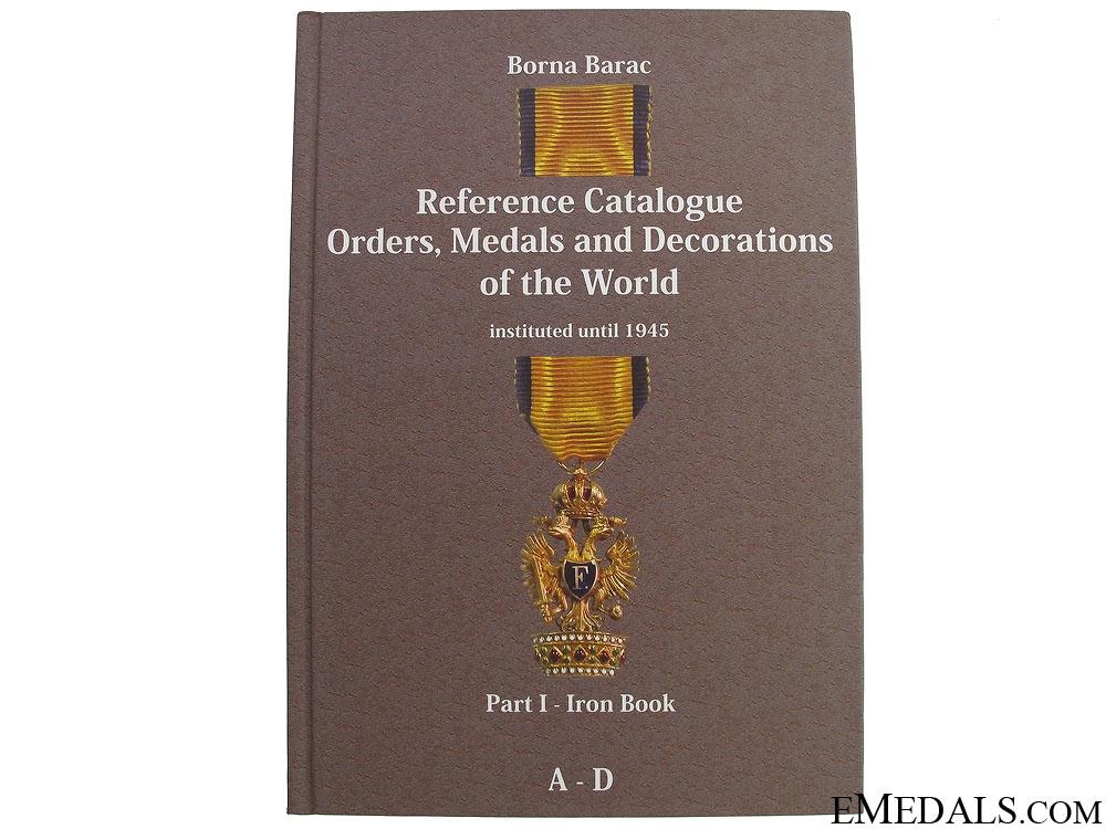 eMedals-Comprehensive World Orders & Medals Guide V.1