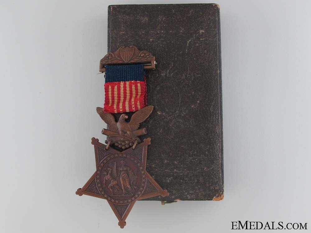 eMedals-A Congressional Medal of Honour to the 8th U.S. Cavy