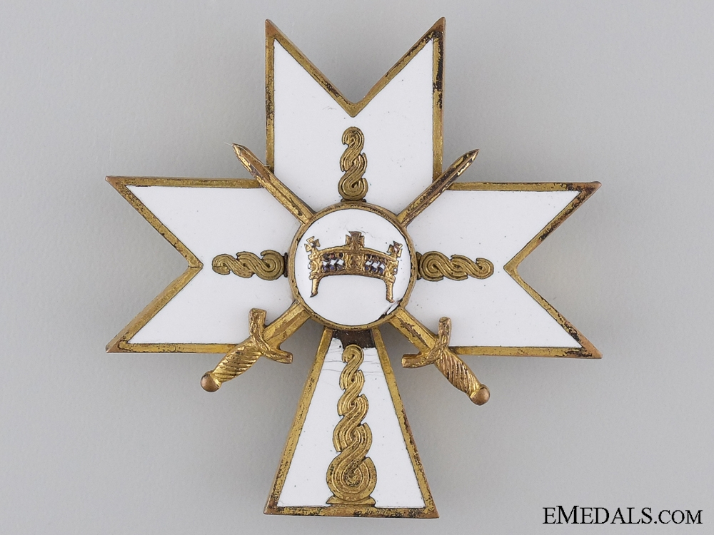 eMedals-A Croatian Order of King Zvonimir; Second Class