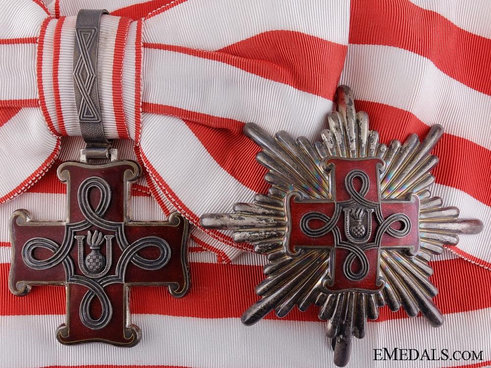 eMedals-A Croatian Order of Merit; Grand Cross