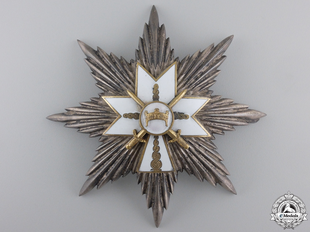 eMedals-A Croatian Order of King Zvonimir; Grand Cross by Braca Knaus