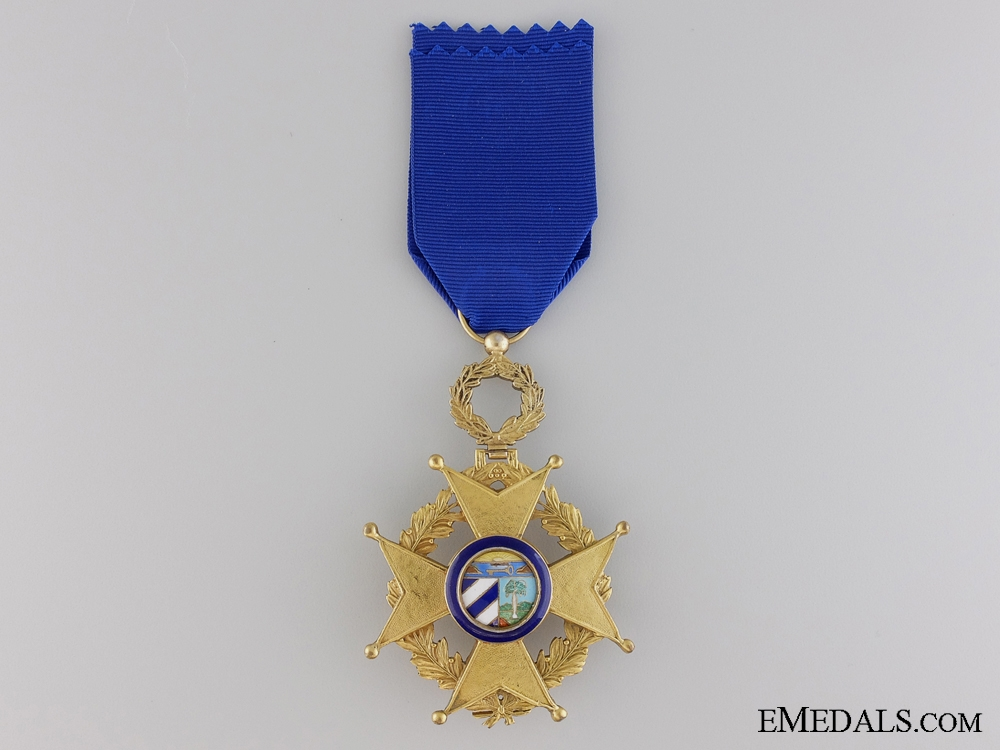 eMedals-A Cuban Order of Military Merit; Third Class Officer Cross