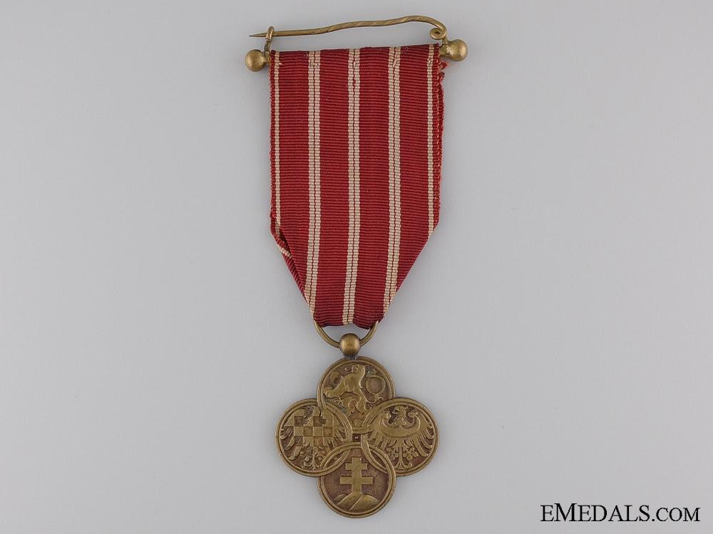 eMedals-A Czechoslovakian War Cross 1918