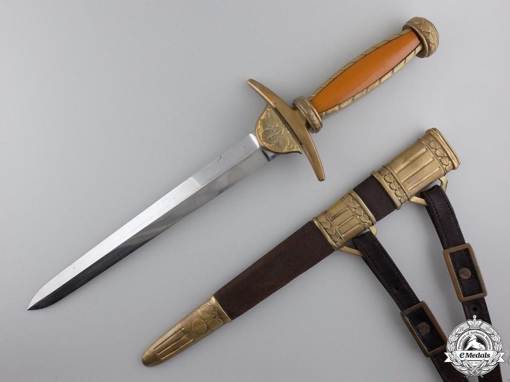 eMedals-A Czechoslovakian Protectorate of Bohemia & Moravia Dagger 1939