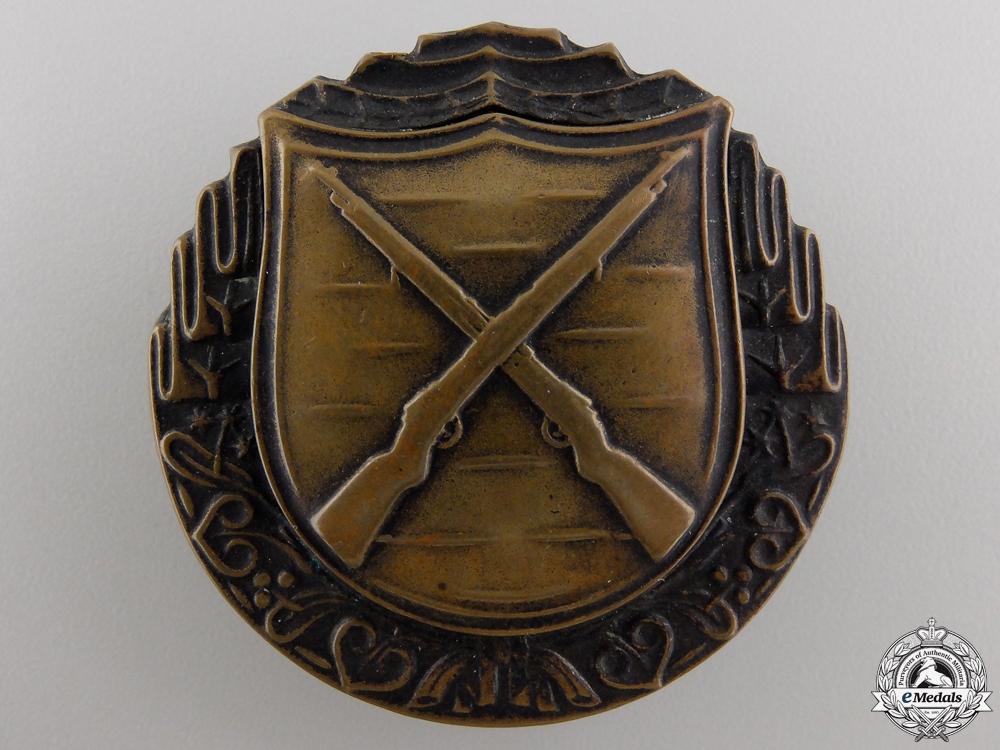 eMedals-A Czechoslovakian Rifleman's Proficiency Badge