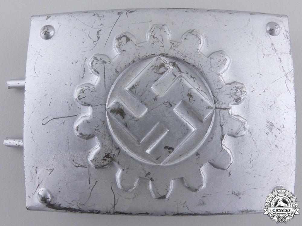 eMedals-A DAF Belt Buckle by Assmann