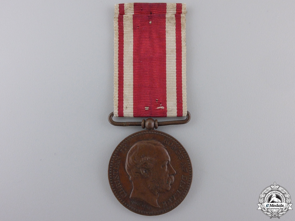 eMedals-A Danish Campaign Medal for War of 1864