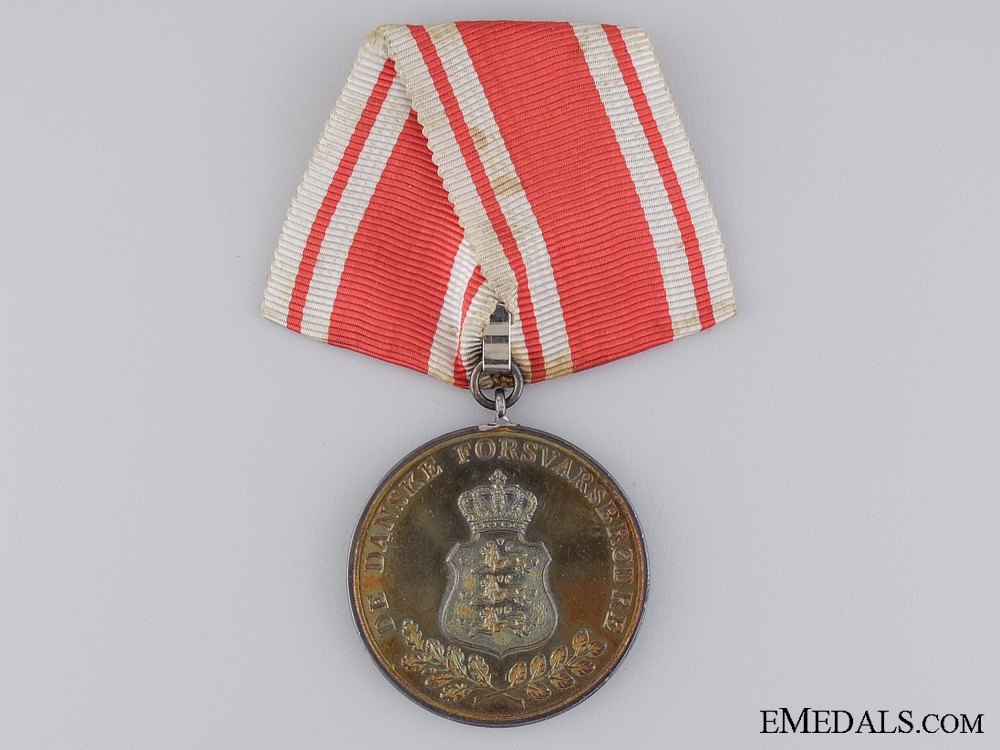 eMedals-A Danish Veterans Association Medal