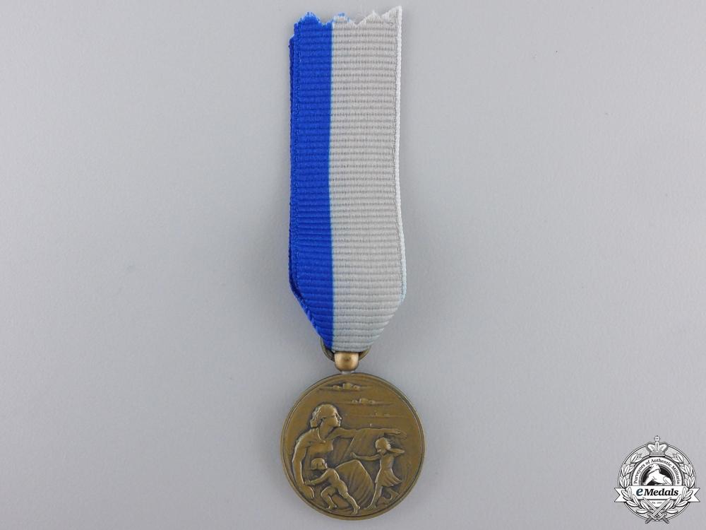 eMedals-A Dutch Air Defence Service Commemorative Medal 1940-1945