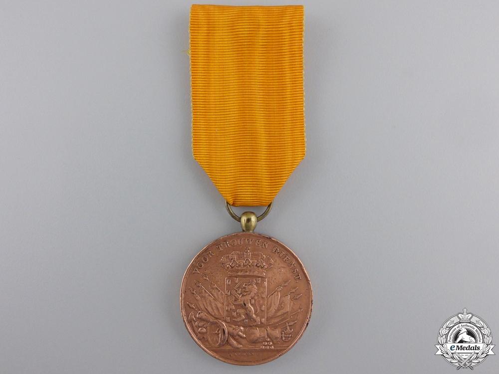 eMedals-A Dutch Army Long Service Medal