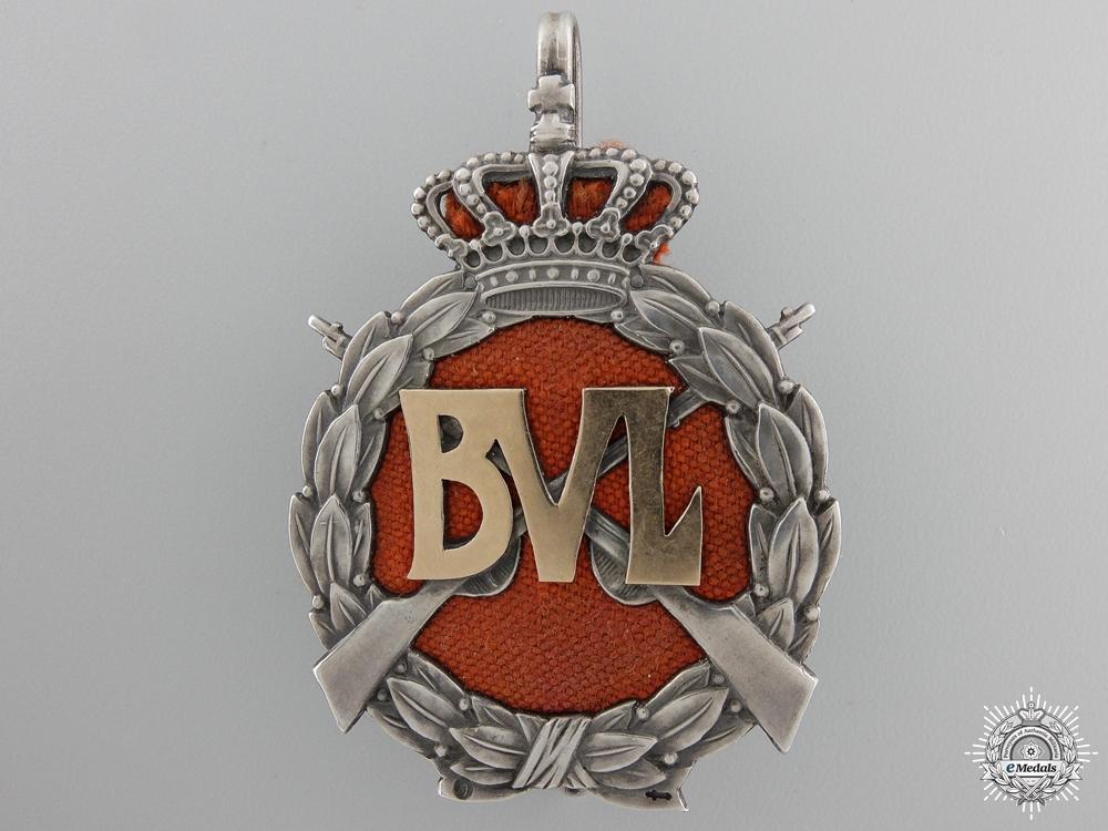 eMedals-A Dutch Bijzonder Vrijwillige Landstorm (B.V.L.) Champion Badge