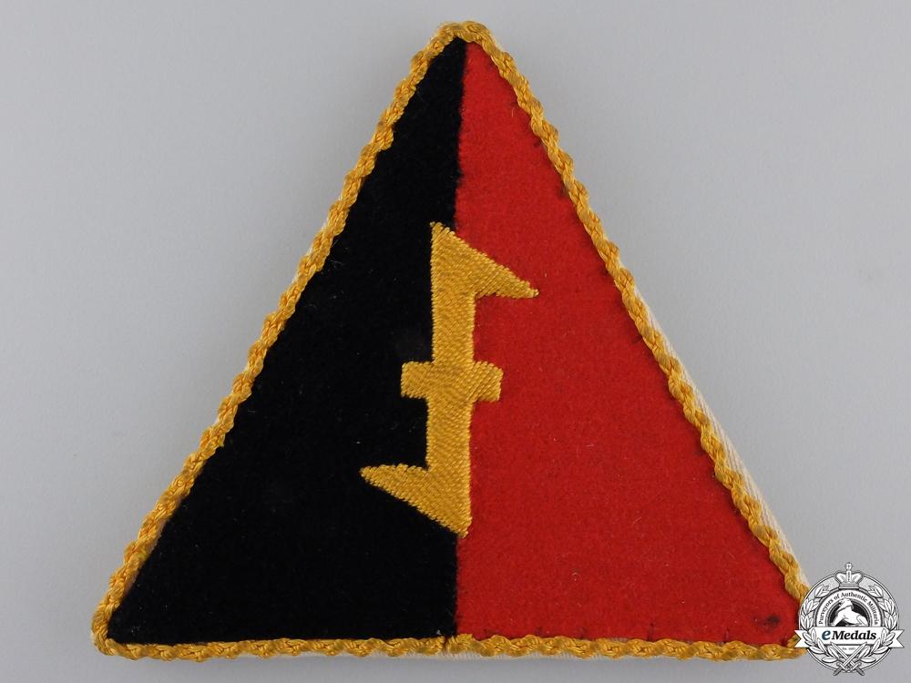 eMedals-A Dutch N.S.K.K. Arm Badge