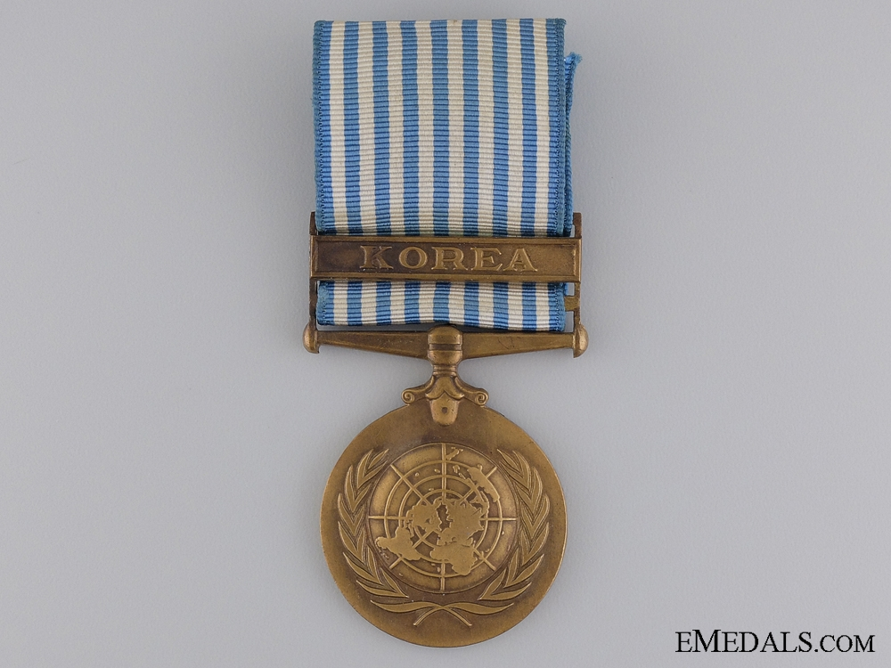 eMedals-A Dutch U.N. Korean War Medal