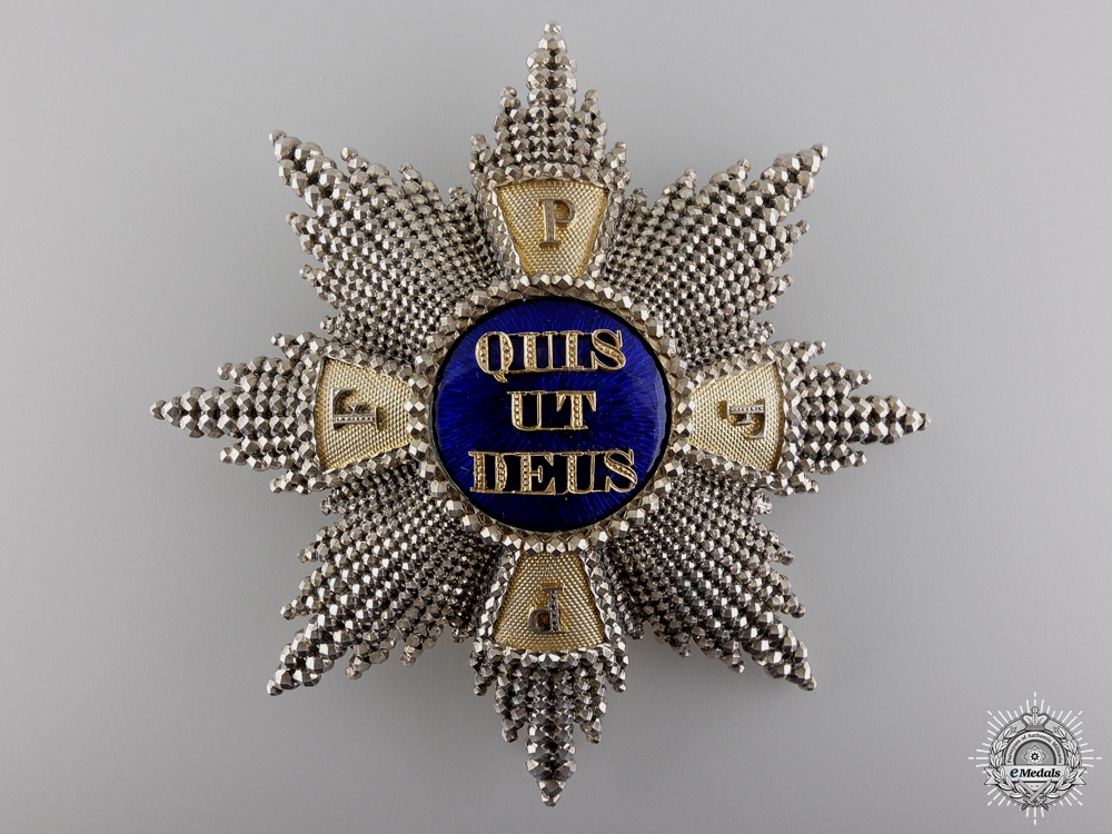 eMedals-A Exquisite Royal Bavarian Merit Order of St. Michael; Grand Cross Star