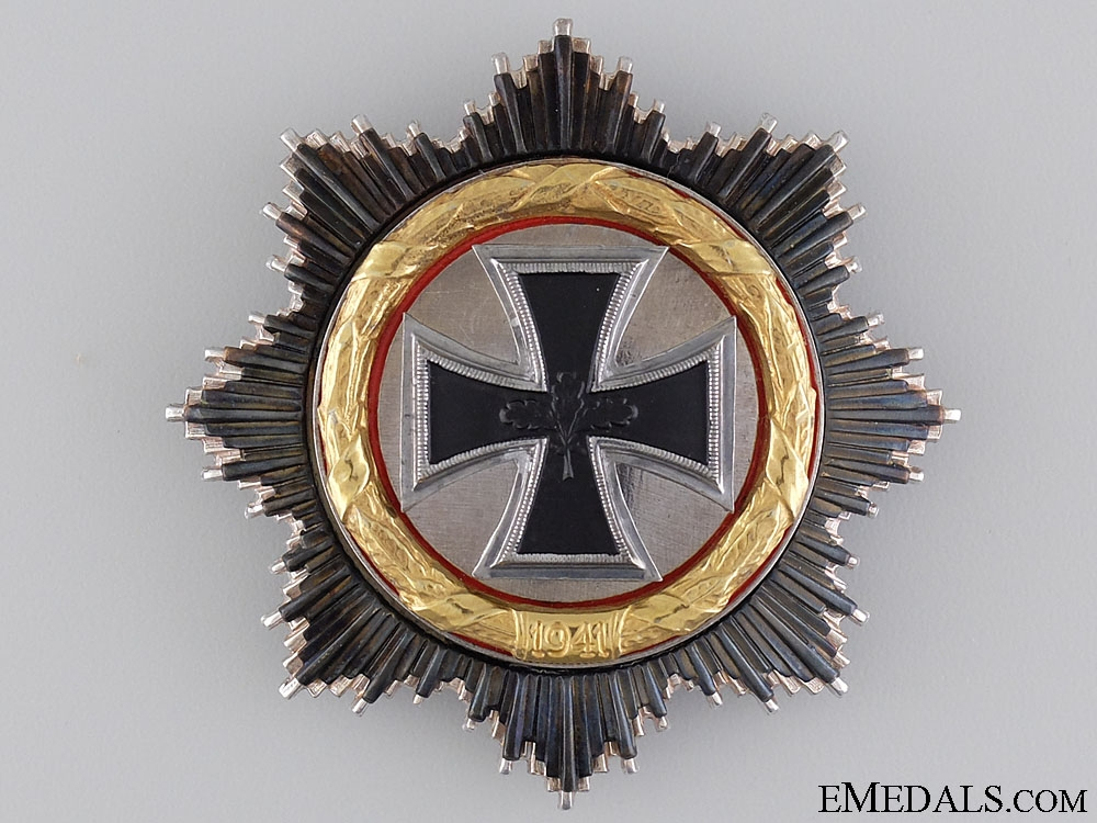 eMedals-A Federal Republic German Cross in Gold