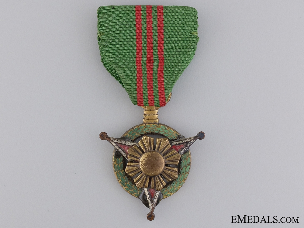 eMedals-A Filipino Military Merit Medal for Service Against the Enemy
