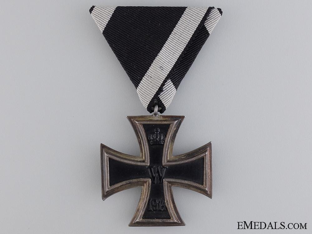 eMedals-A Fine First War Iron Cross 2nd Class 1914; Marked KO