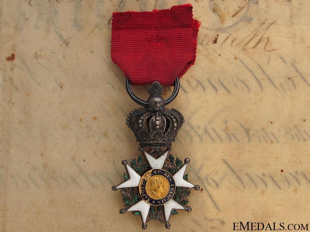 eMedals-A Fine Napoleonic Legion D'Honneur