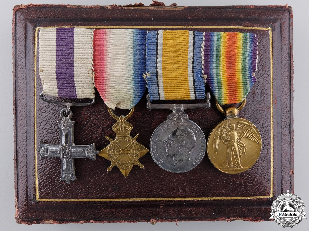 eMedals-A Fine Period Mounted Military Cross Medal Group