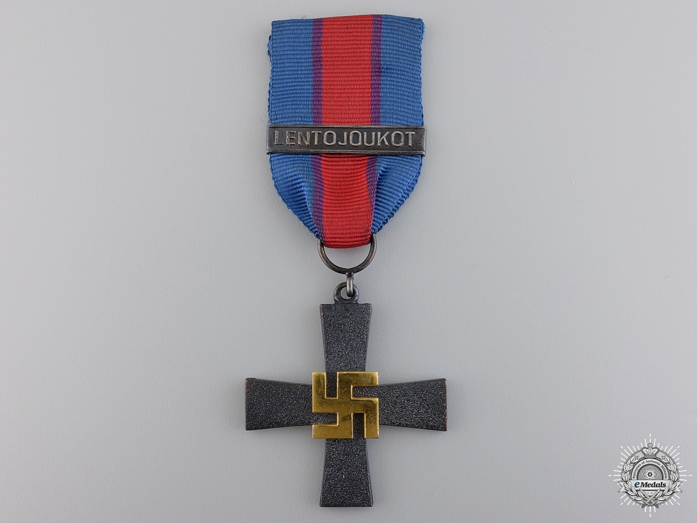 eMedals-A Finnish Air Force Cross 1941-1945