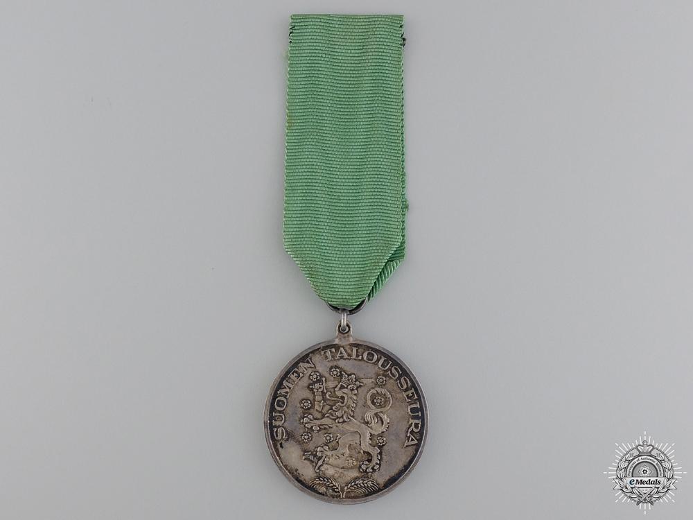 eMedals-A Finnish Economic Society Merit Medal