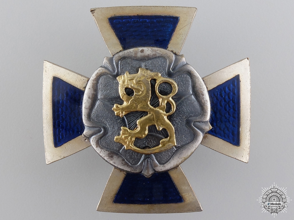 eMedals-A Finnish Reserve Officers' School Badge