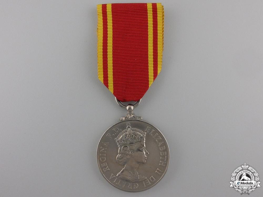 eMedals-A Fire Brigade Long Service Medal