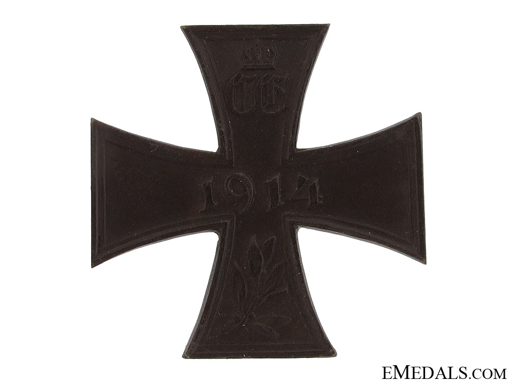 eMedals-A First Class War Merit Cross 1914