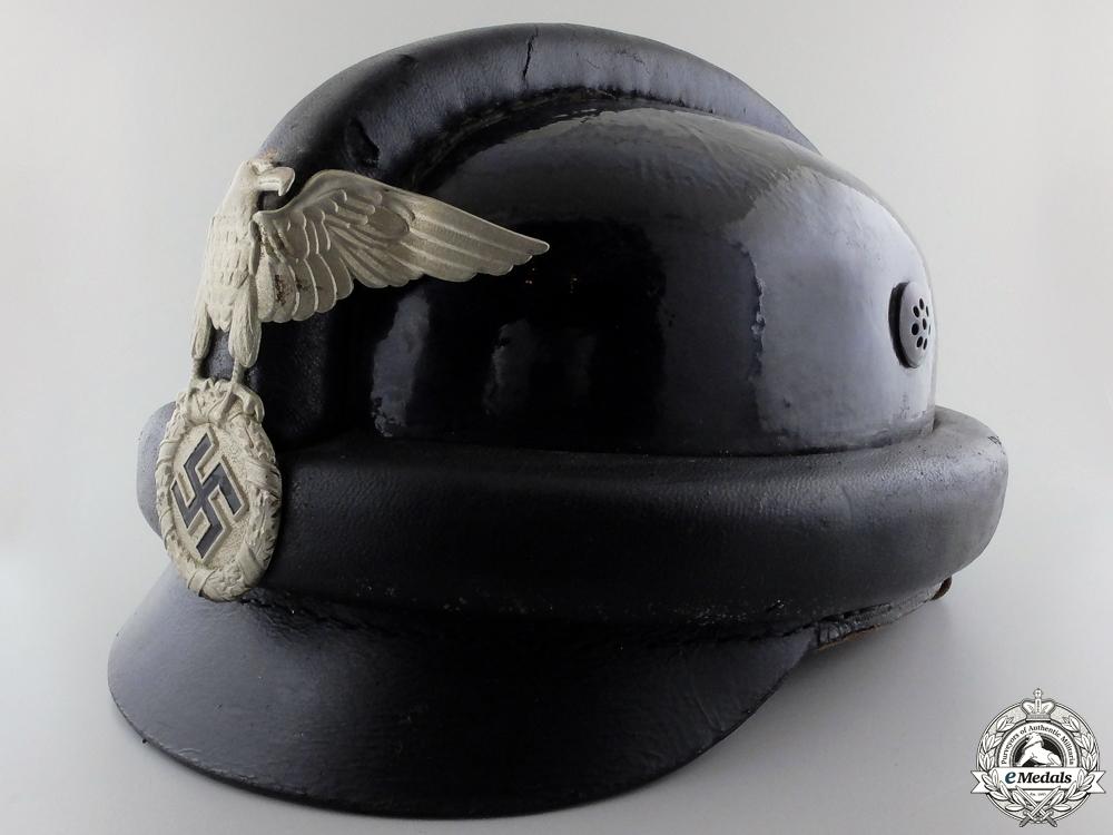 eMedals-A First Pattern NSKK Crash Helmet by Berolina
