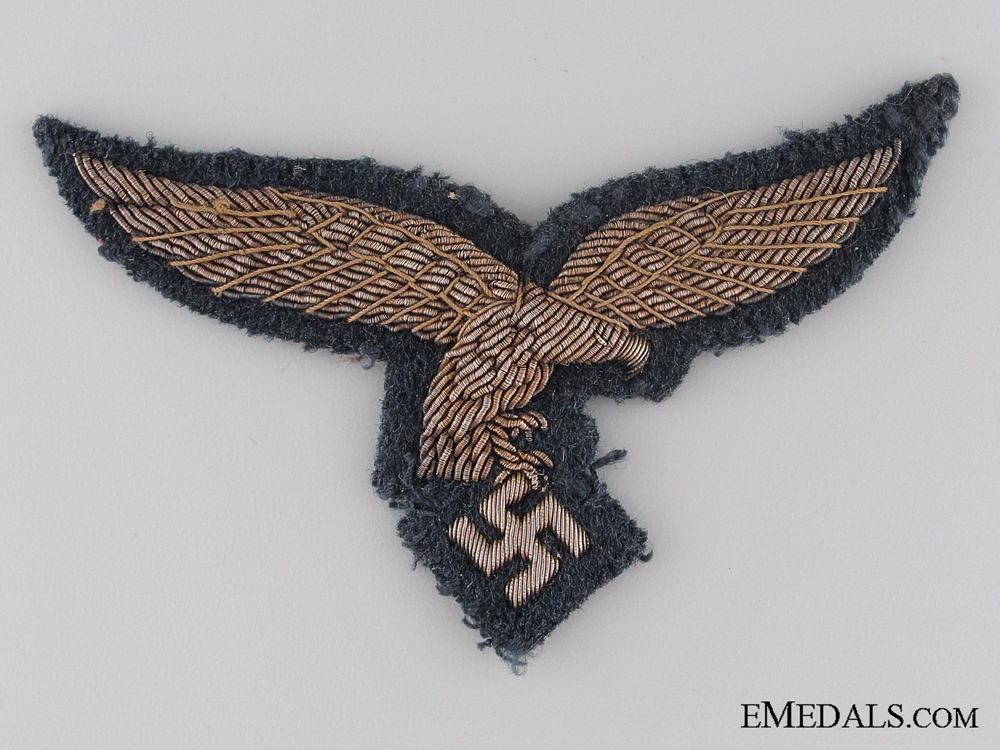 eMedals-A First Type Luftwaffe General's Breast Eagle