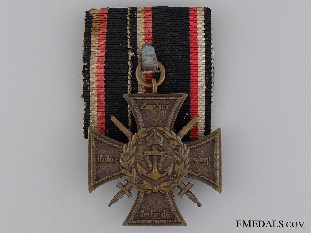 eMedals-A First War 1914/18 Marine Korps Cross