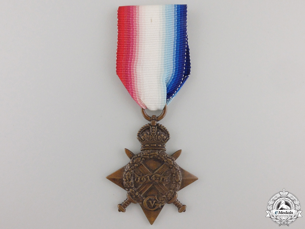 eMedals-A First War 1914-15 Star to the Hampshire Regiment