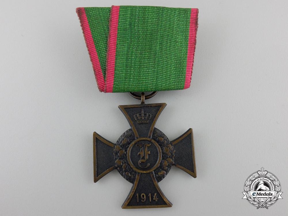eMedals-A First War Anhalt Military Friedrich-Cross