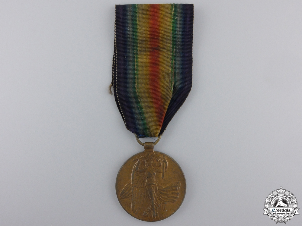 eMedals-A First War Czechoslovakian Victory Medal