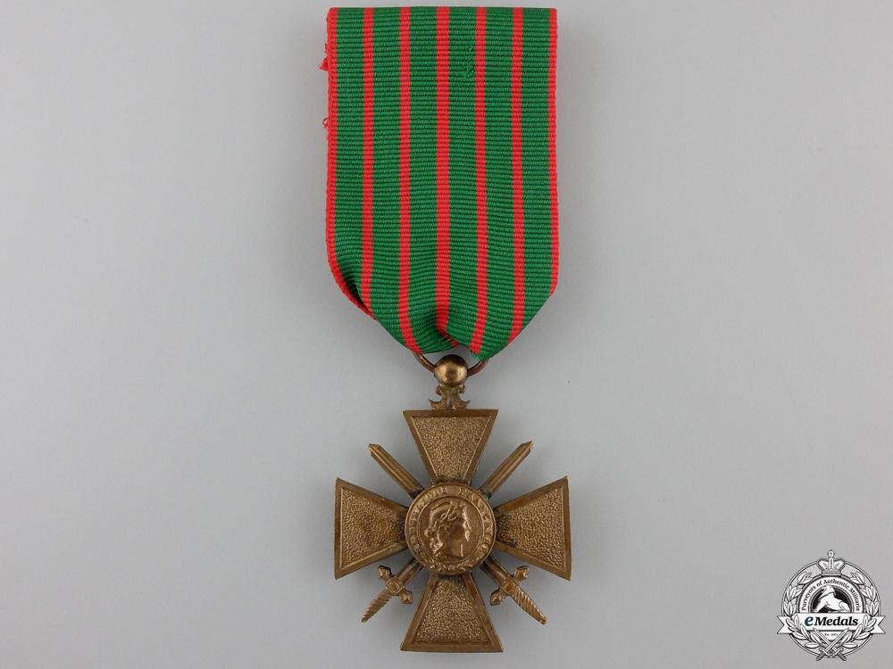 eMedals-A First War French War Cross