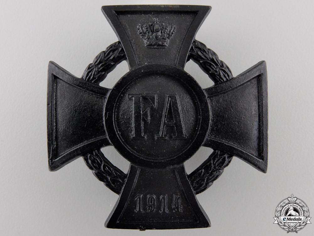 eMedals-A First War Friedrich August Cross; 1st Class