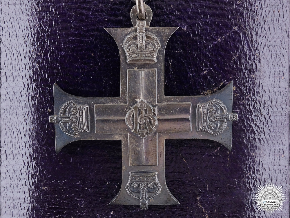 eMedals-A First War George V Military Cross