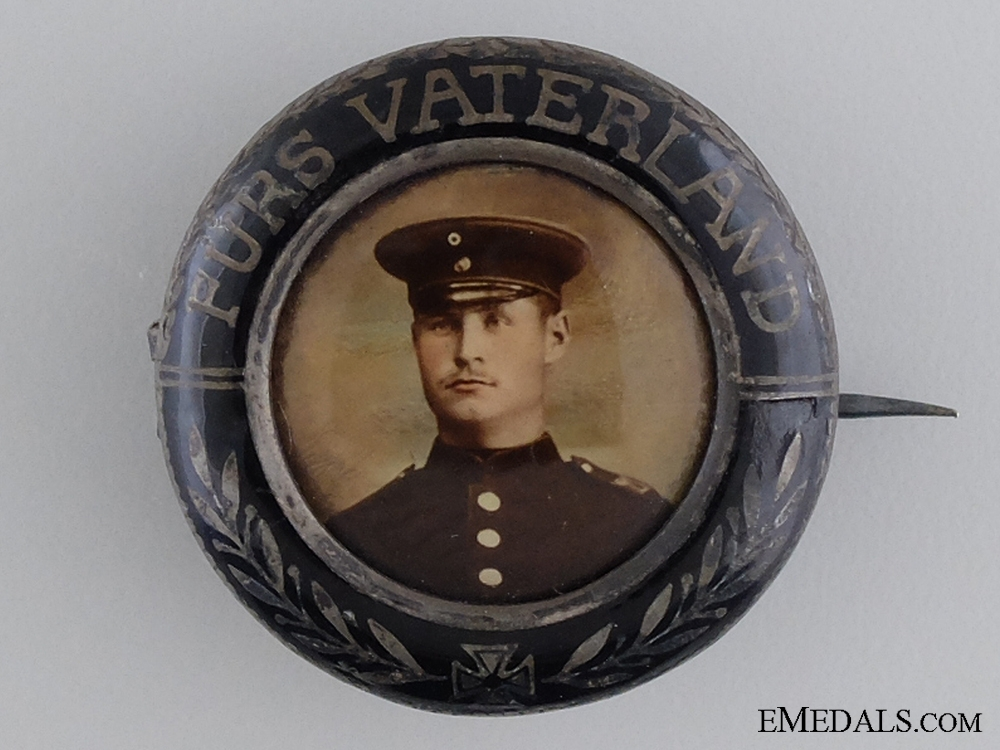 eMedals-A First War German Patriotic Memorial Badge