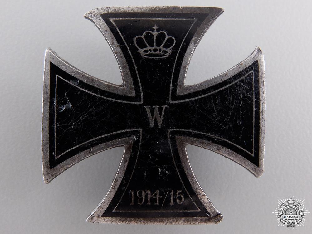 eMedals-A First War German Imperial Iron Cross Pin