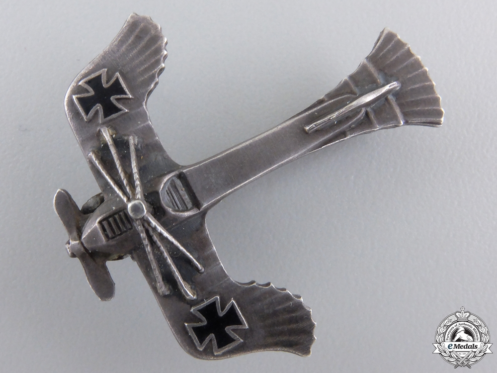 eMedals-A First War German Empire Aviation Pin