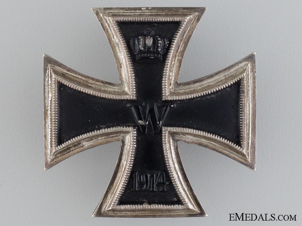 eMedals-A First War Iron Cross First Class 1914
