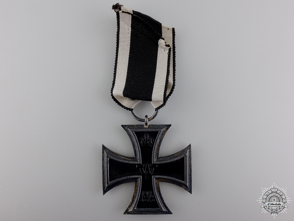 eMedals-A First War Iron Cross Second Class 1914