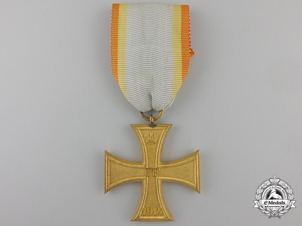 eMedals-A First War Meckenburg-Schwerin Military Merit Cross 1914